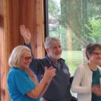 Barry Romich and Robin Wisner 2018 Honorary Chairs